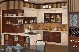 Кухня Каира угловая - Мебельная фабрика «Анонс»