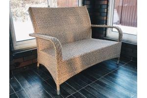 Диван КАНТО 2-местный - Мебельная фабрика «ЛЕТО»