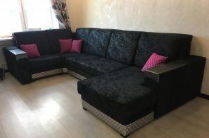 Угловой диван Барселона - Мебельная фабрика «Лора»