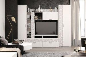 Гостиная Фиеста - Мебельная фабрика «Линаура»