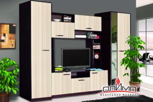 Гостиная Оскар-1 - Мебельная фабрика «Олимп»