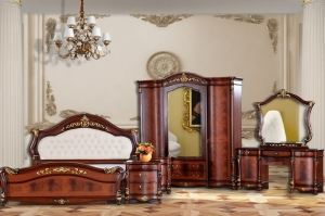 Спальня Касандра Орех - Мебельная фабрика «Кубань-Мебель»