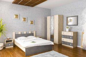 Спальный гарнитур Гретта - Мебельная фабрика «Д.А.Р. Мебель»
