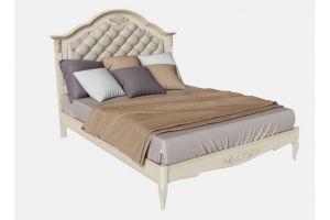 Кровать двуспальная Французский Прованс - Мебельная фабрика «Royal Dream»