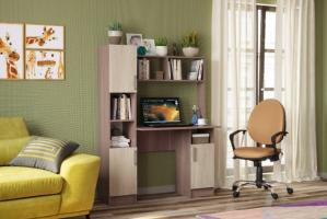 Компьютерный стол 2 - Мебельная фабрика «CASE»