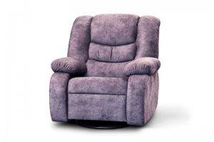 Кресло-качалка Канзас с реклайнером - Мебельная фабрика «Маск»