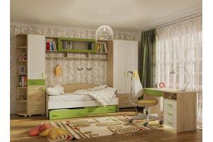 Детская МАКСИМКА-2 - Мебельная фабрика «Гайвамебель»
