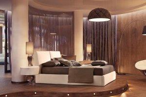 КРОВАТЬ ДОЛЬЧЕ - Мебельная фабрика «Diron»