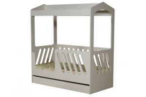 Кровать домик с ящиками - Мебельная фабрика «Крокус»