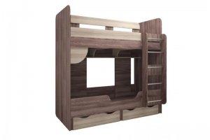 Кровать двухъярусная Доминик - Мебельная фабрика «Комфорт-S»