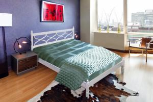 Кровать спальная Джакарта - Мебельная фабрика «РуСон - Прайм»