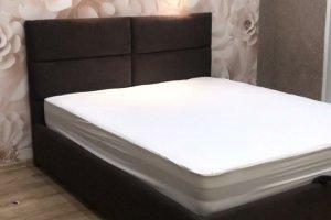 Кровать мягкая Плаза - Мебельная фабрика «ZOFO мебель»