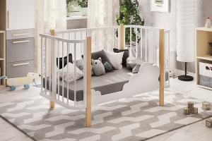 Кроватка детская Оливия - Мебельная фабрика «Можгинский лесокомбинат»