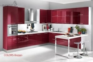 Кухня COLORS пластик (за 1 м.п. без учета скидок) - Мебельная фабрика «Бобр»