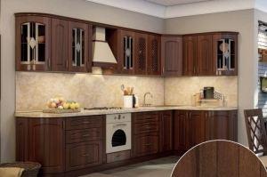 Кухня Арка Р - Мебельная фабрика «Ренессанс»