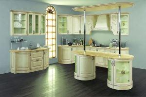 Модульная Кухня Нова 3 Ваниль - Мебельная фабрика «Кубань-мебель»