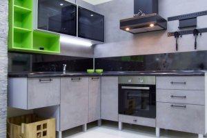 кухня лофт РЕГАТА - Мебельная фабрика «Молчанов»