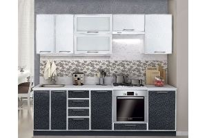 Кухонный гарнитур Пластик - Мебельная фабрика «C&K»