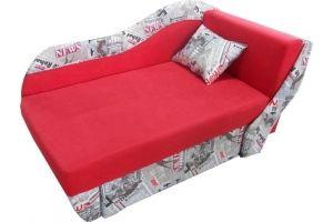 Диван кушетка Элис 3 - Мебельная фабрика «ПанДиван»