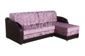 Угловой диван Лидер 1-3 - Мебельная фабрика «Мажор»