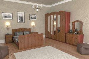 Спальный гарнитур Лира - Мебельная фабрика «Д.А.Р. Мебель»
