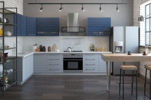 Лофт кухня Виктория - Мебельная фабрика «Молчанов»