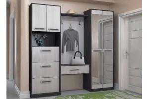 Прихожая с распашным шкафом Лорд - Мебельная фабрика «Альфа-М»