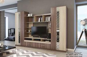 Мебель для гостиной Палермо - Мебельная фабрика «Линаура»
