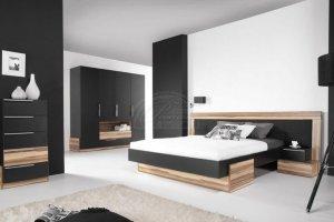 Стильная спальня Мила 2 - Мебельная фабрика «Альфа-М»