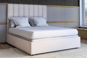 Мягкая кровать Корсо-3 - Мебельная фабрика «Элна»