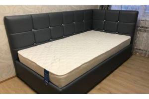 Мягкий диван-кровать Корсо-2 - Мебельная фабрика «Элна»