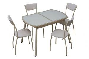 Обеденная группа Люкс/Куба - Мебельная фабрика «MILIOHOME»