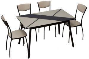 Обеденная группа Маэстро/Куба - Мебельная фабрика «MILIOHOME»