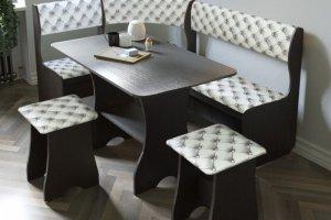 Обеденная группа тип 1 ткань - Мебельная фабрика «Феникс»