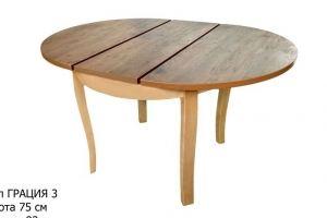 Обеденный стол Грация 3 - Мебельная фабрика «А-2»