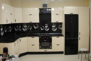 Кухонный гарнитур МДФ цена за метр погонный - Мебельная фабрика «Мебель Миру»
