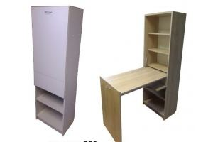 Секретер 012.0 - Мебельная фабрика «МЕБЕЛов»