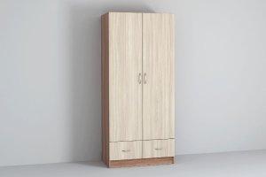 Шкаф Бриз ЛДСП - Мебельная фабрика «ДИАЛ»