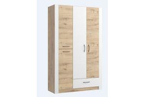 Шкаф 3-х дверный Ева-5 - Мебельная фабрика «Комфорт-S»