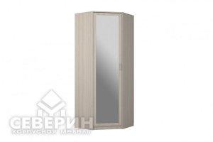 Шкаф Орион угловой с зеркалом - Мебельная фабрика «Северин»