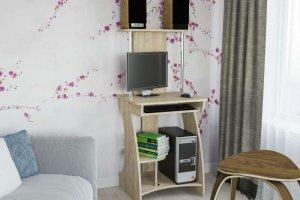 Стол компьютерный СК 1А - Мебельная фабрика «Д.А.Р. Мебель»
