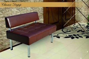 Скамья прямая  DUFF - Мебельная фабрика «Салеж»