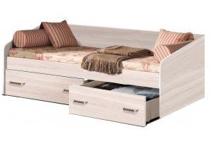Кровать софа Радуга - Мебельная фабрика «Олимп»