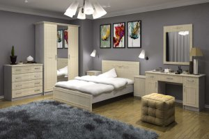 Спальный гарнитур Софи - Мебельная фабрика «Д.А.Р. Мебель»