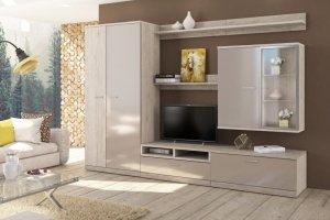 Гостиная Домино-2 - Мебельная фабрика «Континент»
