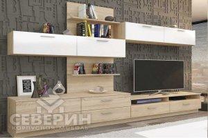 Гостиная Лантана - Мебельная фабрика «Северин»
