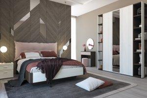 Спальная мебель Parma - Мебельная фабрика «Дятьково»