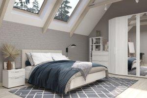 Спальная мебель светлая Parma - Мебельная фабрика «Дятьково»