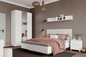 Спальная мебель белая Turin - Мебельная фабрика «Дятьково»
