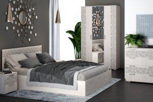 Спальня Фиеста - Мебельная фабрика «Линаура»